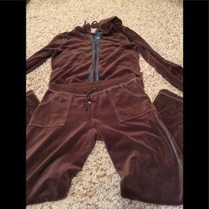 Big Flirt brown set